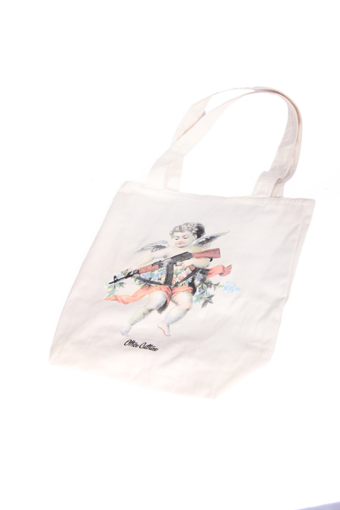 Other Culture Tote Bag Angel Bege