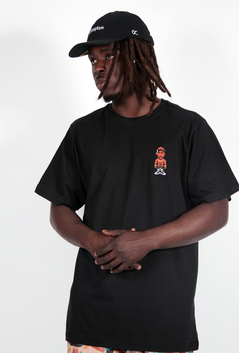 Other Culture camiseta - Pac Preto