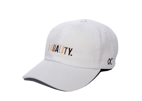 Other Culture - Dad Hat Equality Branco