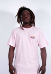 Other Culture Camiseta NYC Retro Rosa - Big Special Size