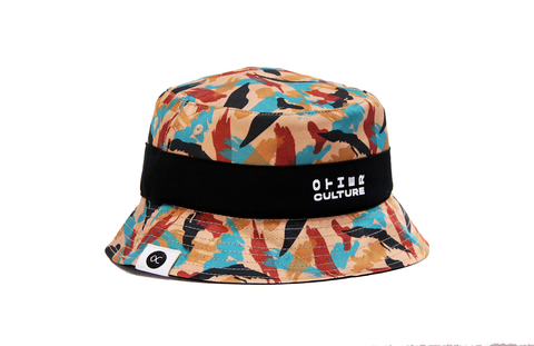 Other Culture - Brush Camo Strip Preto