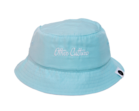 Other Culture Bucket Signature Paiting Azul