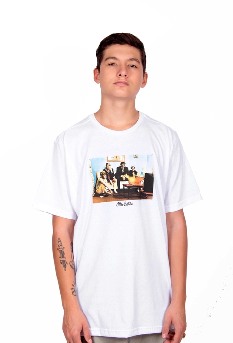 Other Culture Camiseta Sneakerheads Branca