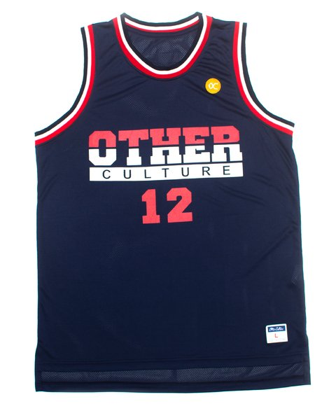 OTHER CULTURE CAMISA BASQUETE - DREAM TEAM SEA BLUE