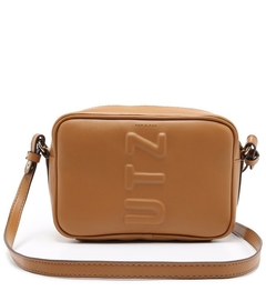 BOLSA CROSSBODY TASSY BASICS BROWN - SCHUTZ