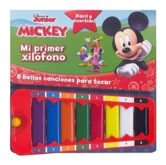 mi primer xilofon Disney junior