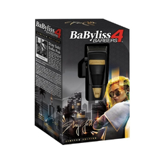 Babyliss 4Barbers Black Fx Stay Gold - comprar online
