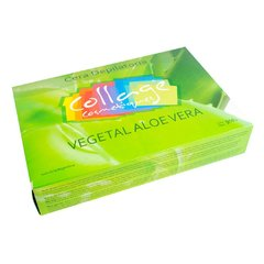 Cera Depilatoria Collage Vegetal Aloe X 900 Grs
