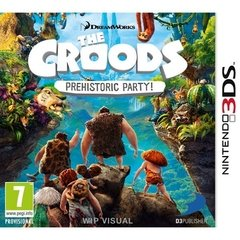 THE CROODS D3 PUBLISHER - 3DS