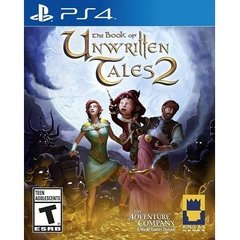 THE BOOK OF UNWRITTEN TALES 2 KINGGAMES - PS4