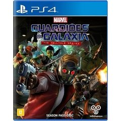 GUARDIÕES DA GALÁXIA: THE TELLTALE SERIES - PS4