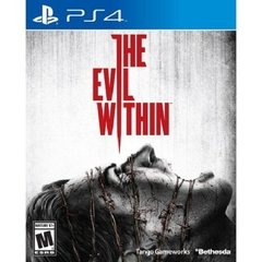 THE EVIL WITHIN BETHESDA - PS4