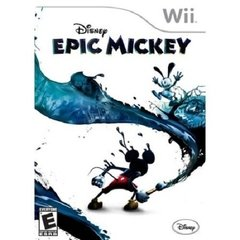 EPIC MICKEY DISNEY - WII
