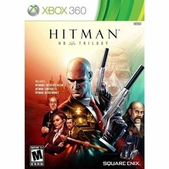 HITMAN HD TRILOGY SQUARE ENIX - X360