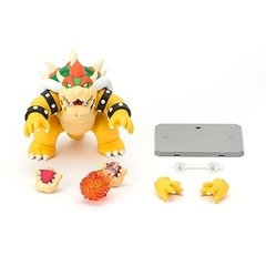 ACTION FIGURE BOWSER SUPER MARIO SH FIGUARTS BANDAI