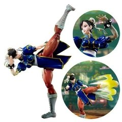 ACTION FIGURE CHUN LI STREET FIGHTER SH FIGUARTS BANDAI