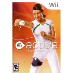 ACTIVE PERSONAL TRAINER EA SPORTS - WII