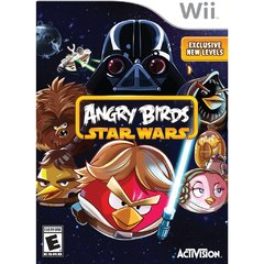 ANGRY BIRDS STAR WARS ACTIVISION - WII