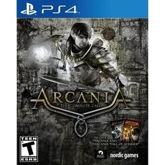 ARCANIA THE COMPLETE TALE NORDIC GAMES - PS4