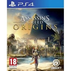 ASSASSINS CREED ORIGINS UBISOFT - PS4
