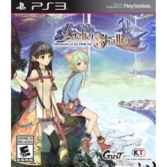 ATELIER SHALLIE: ALCHEMISTS OF THE DUSK SEA KOEI - PS3