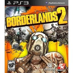 BORDERLANDS 2 2K GAMES - PS3