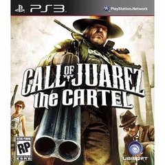 CALL OF JUAREZ THE CARTEL UBISOFT - PS3