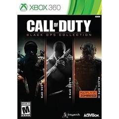 CALL OF DUTY BLACK OPS COLLECTION ACTIVISION - XBOX 360