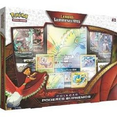 POKEMON BOX HO-OH PODERES SUPREMOS COPAG