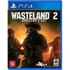 WASTELAND 2 DIRECTORS CUT DEEP SILVER - PS4