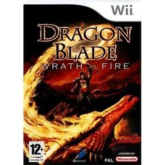 DRAGON BLADE WRATH OF FIRE D3PUBLISHER - WII