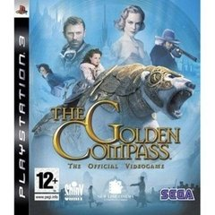 THE GOLDEN COMPASS SEGA - PS3
