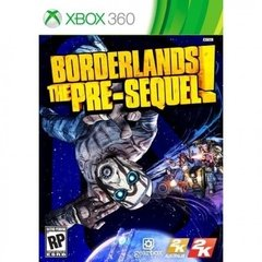 BORDERLANDS: THE PRE SEQUEL 2K - XBOX 360