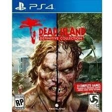 DEAD ISLAND: DEFINITIVE COLLECTION DEEP SILVER - PS4