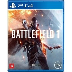 BATTLEFIELD 1 EA - PS4