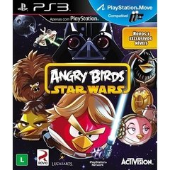 ANGRY BIRDS STAR WARS ACTIVISION - PS3