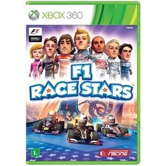 F1 RACE STARS CODEMASTERS - XBOX 360