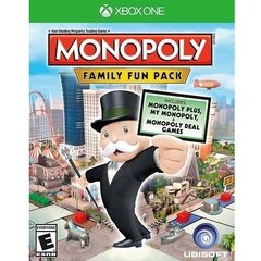 MONOPOLY FAMILY FUN PACK UBISOFT - XBOX ONE
