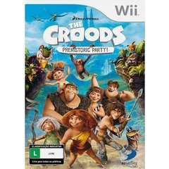 THE CROODS D3 PUBLISHER - WII