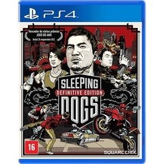 SLEEPING DOGS: DEFINITIVE EDITION SQUARE - PS4