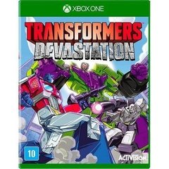 TRANSFORMERS DEVASTATION ACTIVISION - XBOX ONE