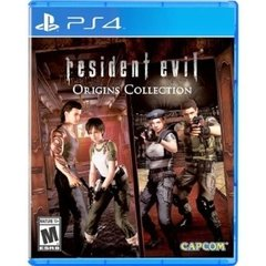 RESIDENT EVIL ORIGINS COLLECTION CAPCOM - PS4