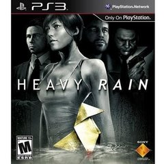 HEAVY RAIN SONY - PS3