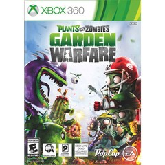 PLANTS VS ZOMBIES GARDEN WARFARE EA - X360