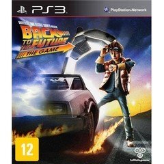 BACK TO THE FUTURE TELLTALE GAMES - PS3