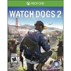 WATCH DOGS 2 UBISOFT - XONE