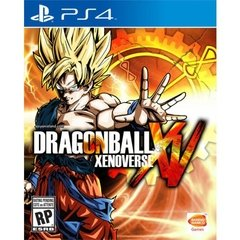 DRAGON BALL XENOVERSE BANDAI - PS4