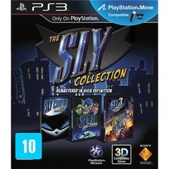 THE SLY COLLECTION SONY - PS3