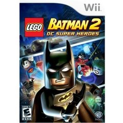 LEGO BATMAN 2: DC SUPER HEROES WARNER - WII