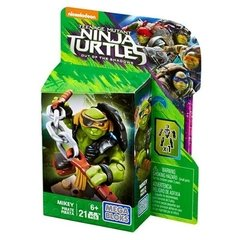 FIGURAS MEGA BLOKS TEENAGE MUTANT NINJA TURTLES - comprar online